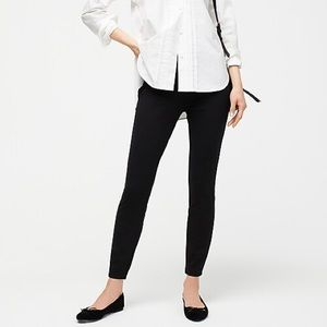 nwt jcrew tall any day pant in ponte h0714